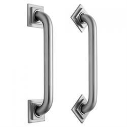 Jaclo 3501-TR-EB Contempo II Towel Ring Europa Bronze Europa Bronze Standard Plumbing Supply
