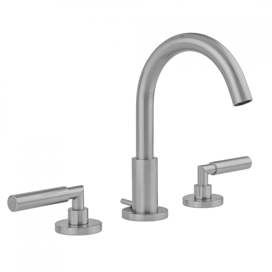 Jaclo 621-2-72-PEW 5//8 OD x 5//8 OD Compression Valve with Contemporary Round Lever Handle Kit Pewter